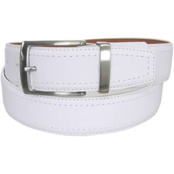 4724aa04944 Nike Golf G-flex Pebble Grain Leather Belt Mens 42.  M 5a9f2c7ecaab448e93acc238